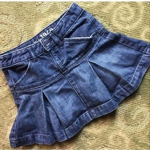 Gap denim skirt 6x